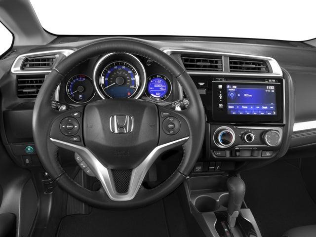 2017 Honda Fit Ex L In Nashville Tn Downtown Nissan
