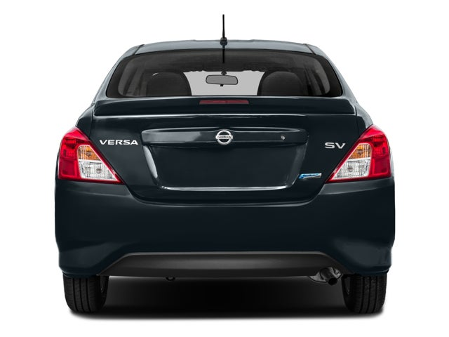 2017 Nissan Versa Sedan 1.6 SV In Nashville, TN   Downtown Nashville Nissan