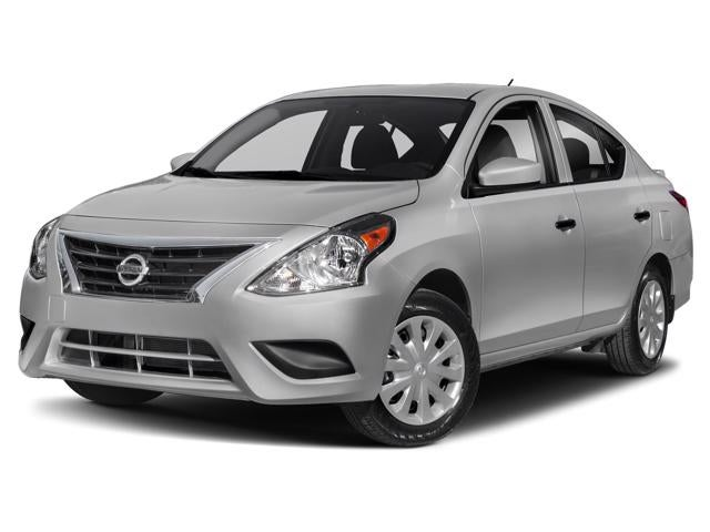 2019 Nissan Versa Sedan 1.6 S Plus In Nashville, TN   Downtown Nashville  Nissan